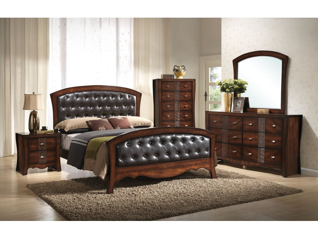 Elements International Dresser, Mirror, Chest, King Bed On Sale At Elgin  Furniture In Euclid, Cleveland Heights, U0026 North Randall