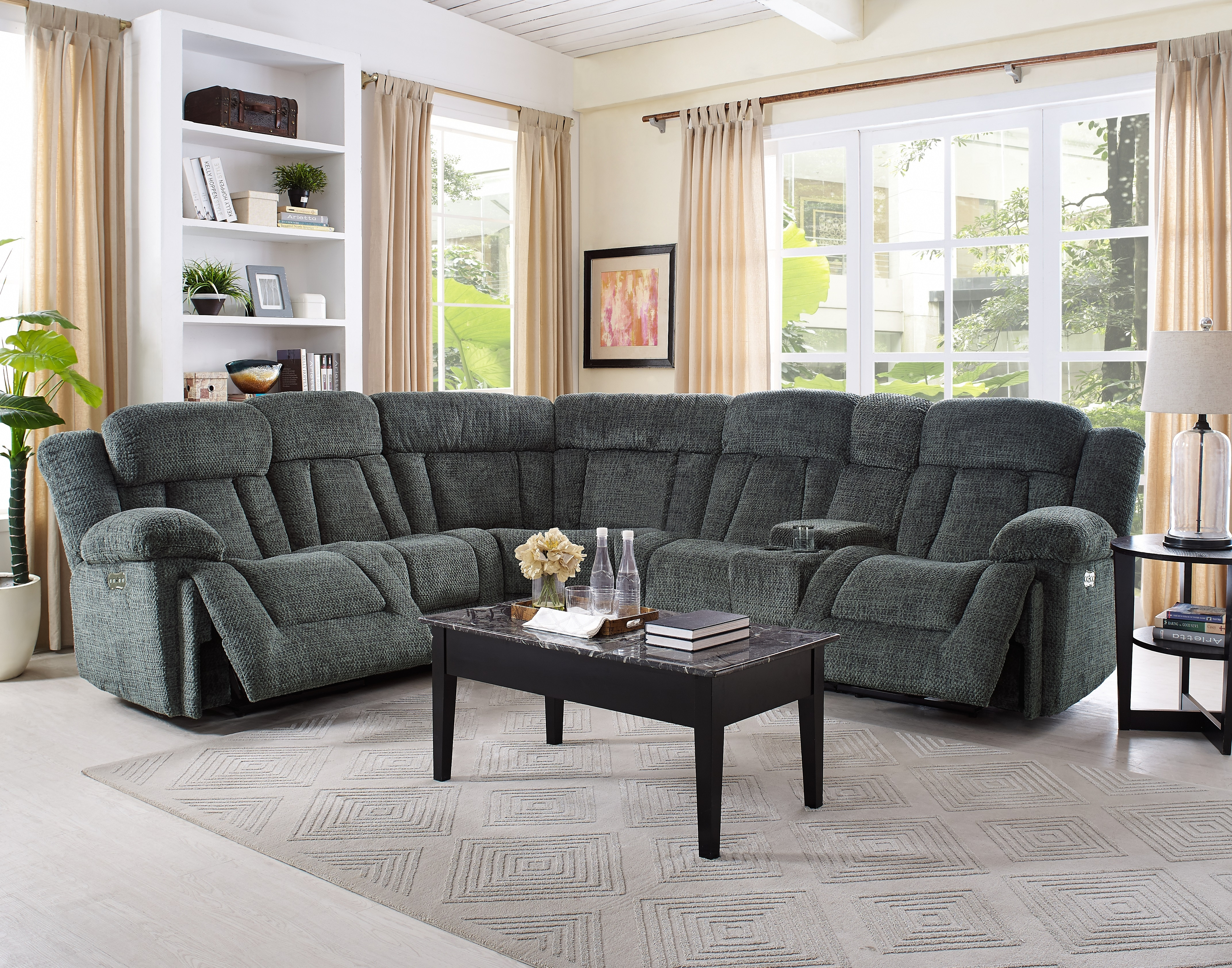 6 PC Sectional 20 2265