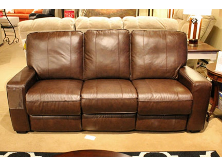 Clearance Reclining Sofa 101665