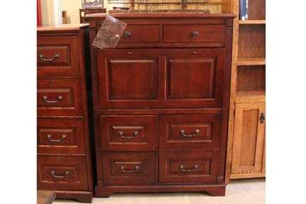 Perfect Clearance Home Office Desk Armoire 745229 At Naturwood Home Furnishings