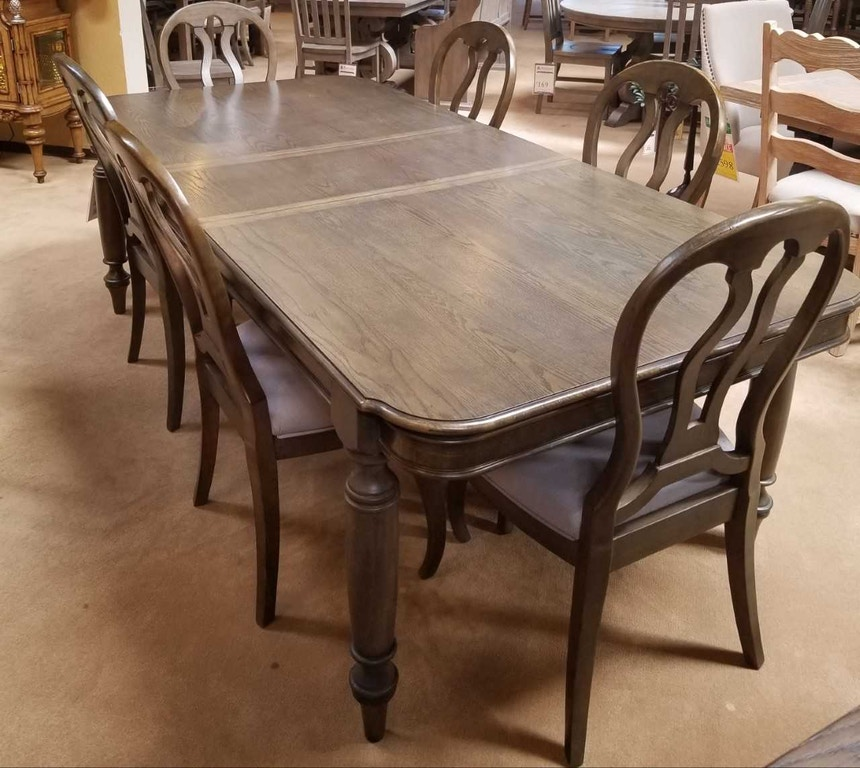 Clearance Dining Table: Clearance Belmeade 7 Piece Dining Table Set 997362P