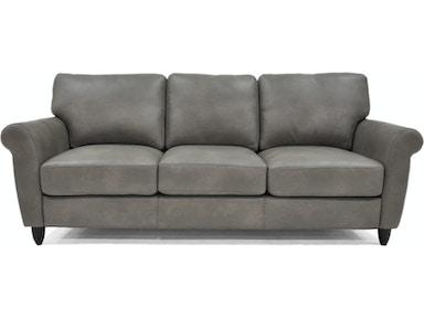 Cameo Leather Sofa