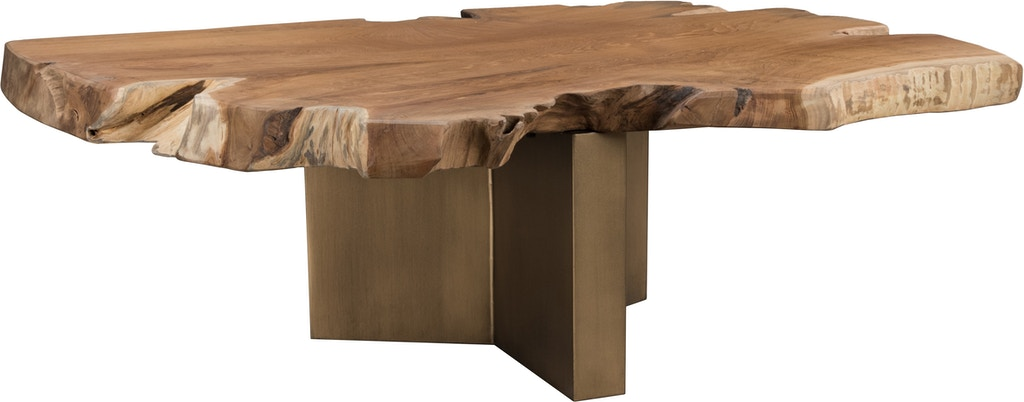 Classic Home Living Room Ethan Coffee Table 091390p Naturwood
