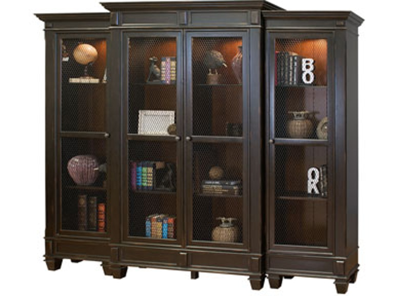 Clearance Bookcase Wall Unit 838973