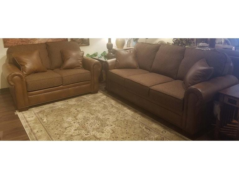 Baldwin Sofa And Loveseat Package