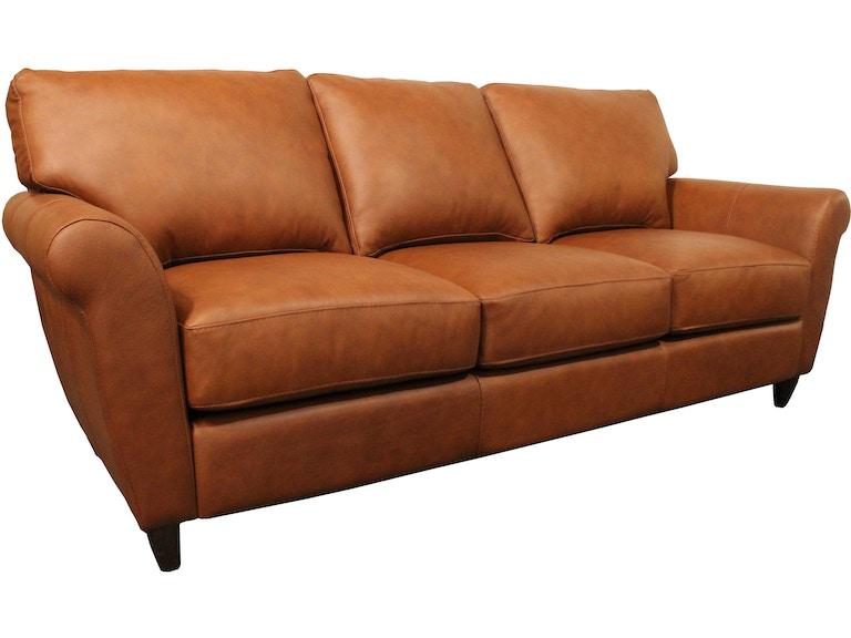 Top Grain Leather Sofa 244837