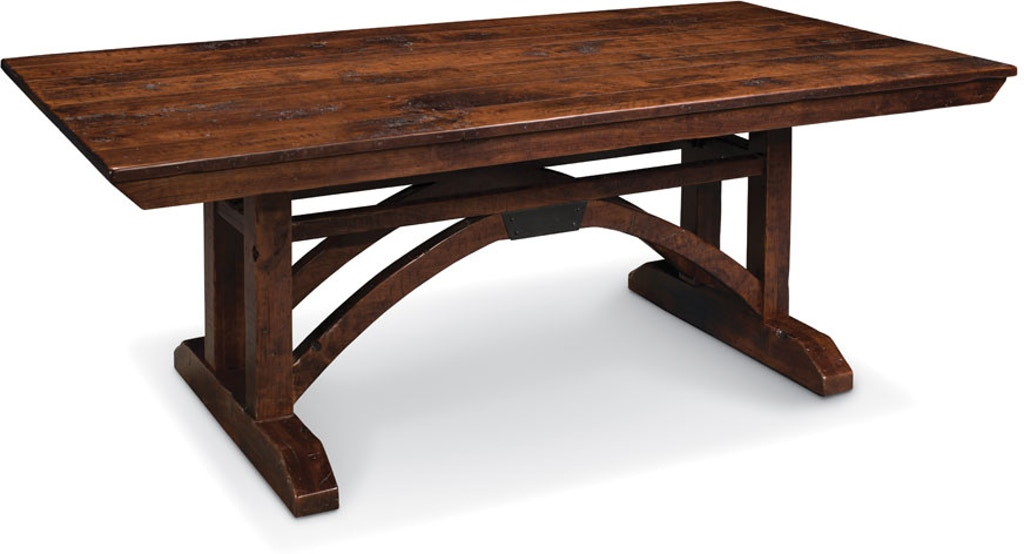 Simply Amish B Amp O Railroad 42x72 Dining Table Is Available In The Sacramento Ca Area From Naturwood