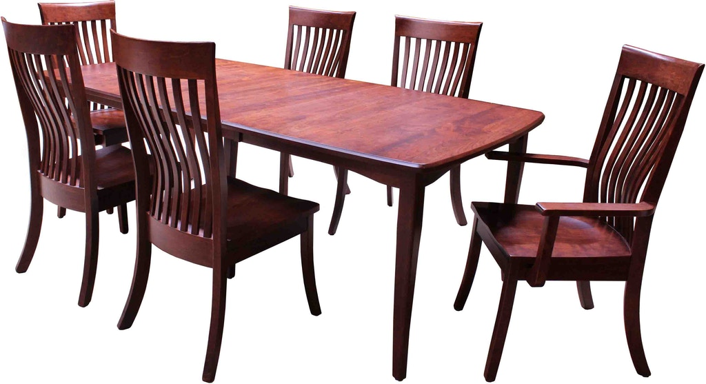 Fantastic Vienna Solid Wood Dining Table 42X66 W 2 12 Leaves Beutiful Home Inspiration Cosmmahrainfo