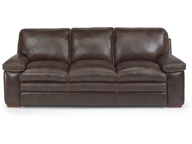 Flexsteel Penthouse Leather Sofa 1774-31-884-71 - Portland ...