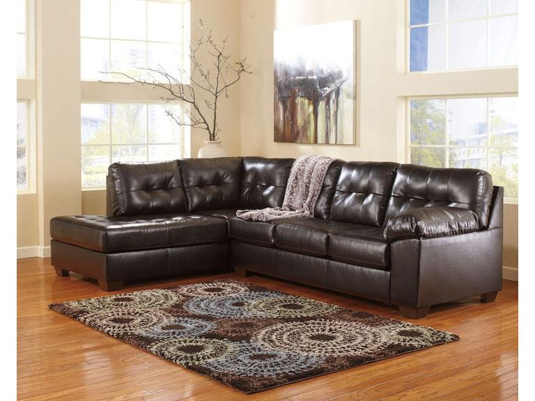 Ashley Alliston Laf Corner Chaise Raf Sofa Sectional 20101 16 67 In Portland