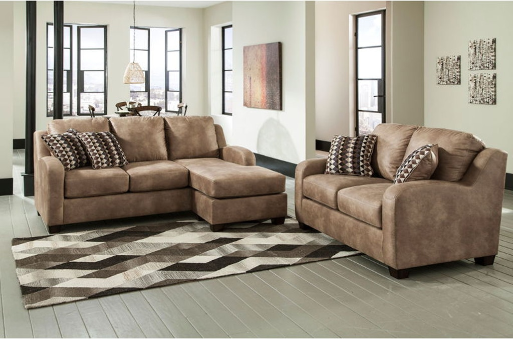 Fantastic Ashley Alturo Sofa Chaise And Loveseat Set 60003 18 35 Ibusinesslaw Wood Chair Design Ideas Ibusinesslaworg
