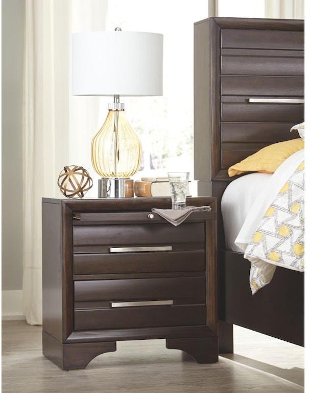 6 Piece King Storage Bed Set