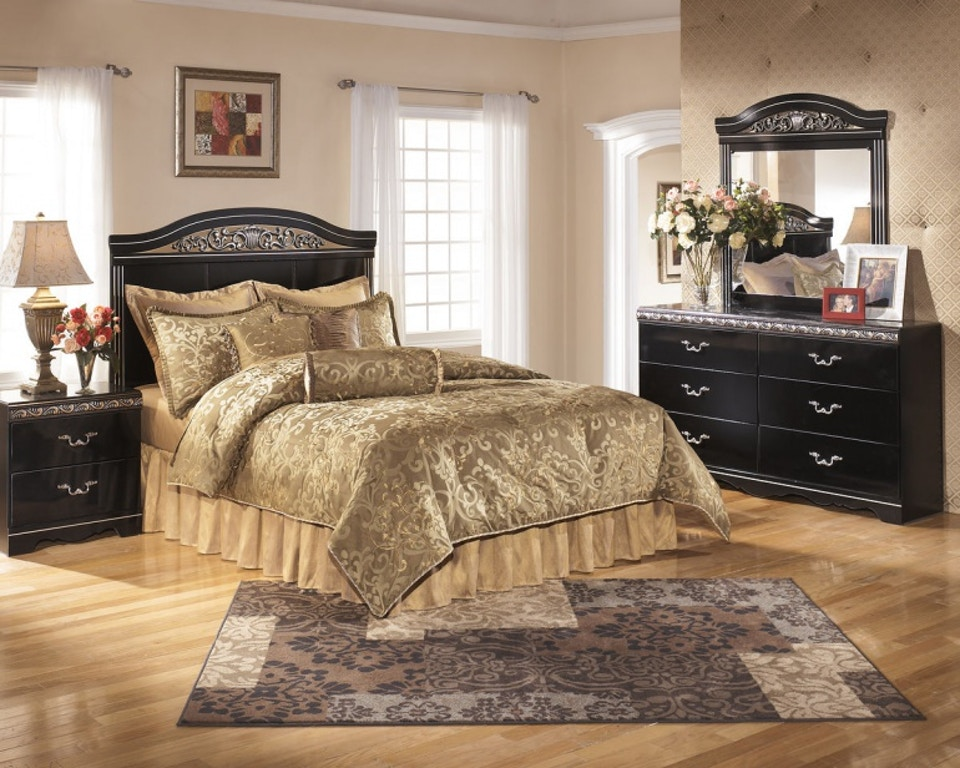 Pleasing Ashley Constellations 3 Piece Queen Bed Set Portland Or Beatyapartments Chair Design Images Beatyapartmentscom