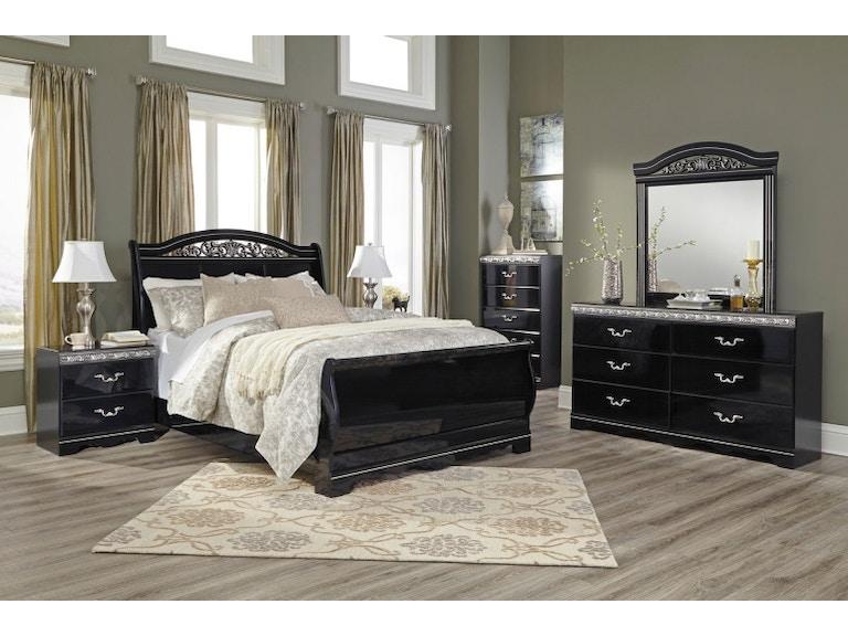 Ashley Constellations 5 Piece Queen Bed Set - Portland, OR | Key ...