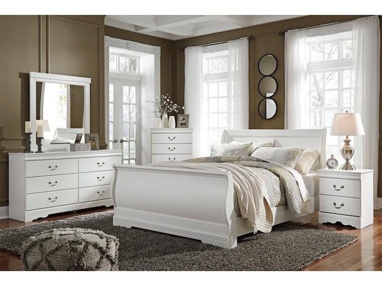 Anarasia 7 Piece Queen Bed Set