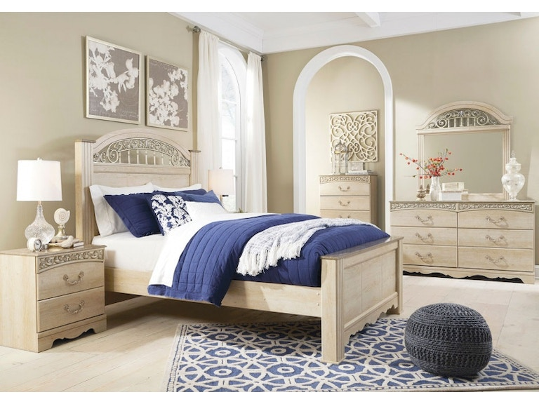 Ashley Catalina 5 Piece King Bed Set - Portland, OR | Key Home ...