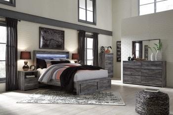Ashley Baystorm 8 Piece Queen Bed Set B221 31 36 57 54S