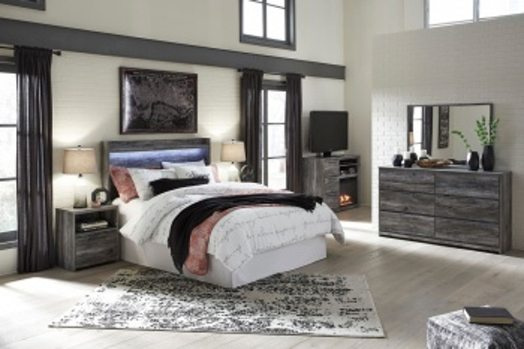 Ashley Baystorm 3 Piece Queen Bed Set - Portland, OR   Key Home ...