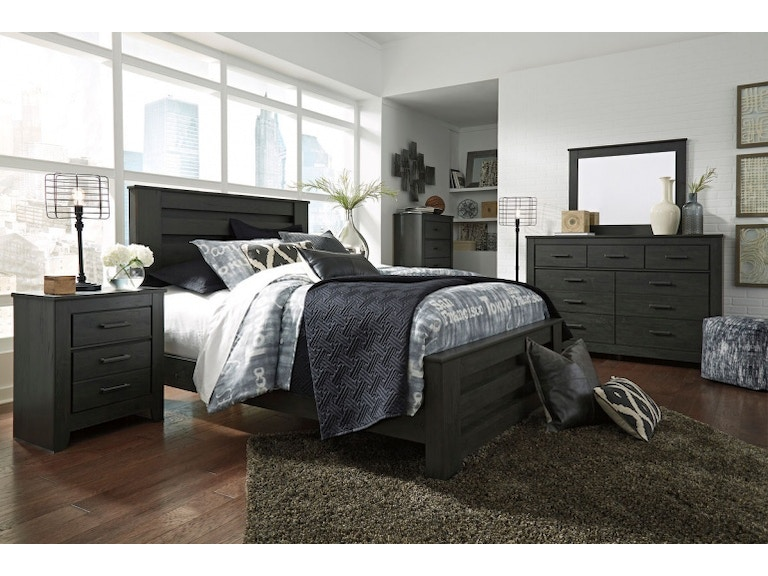 Brinxton 8 Piece Queen Bed Set