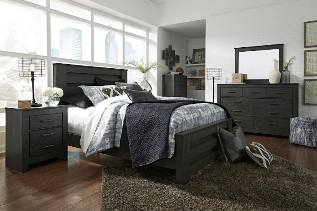 Ashley Brinxton 6 Piece Queen Bed Set - Portland, OR | Key Home ...