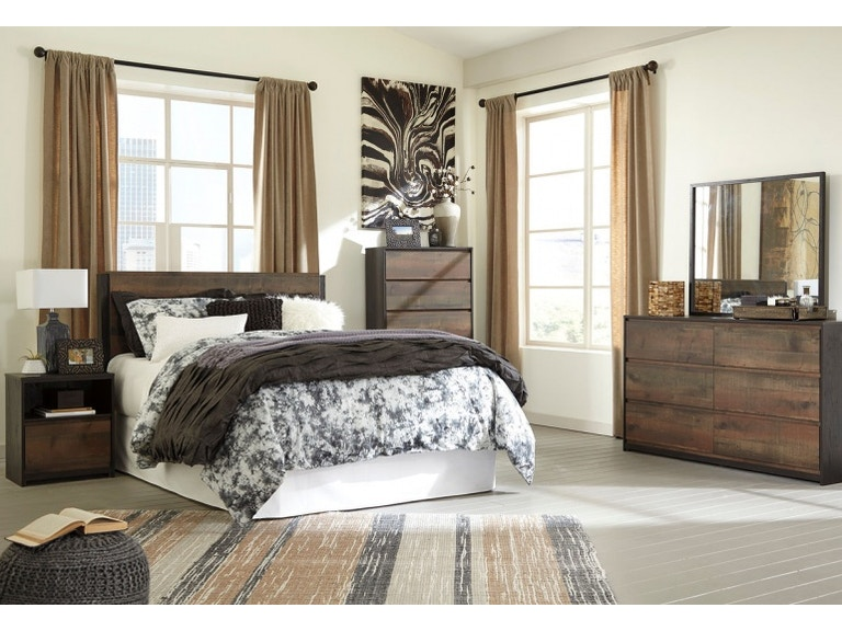 Ashley Windlore 3 Piece Queen Bed Set - Portland, OR   Key Home ...