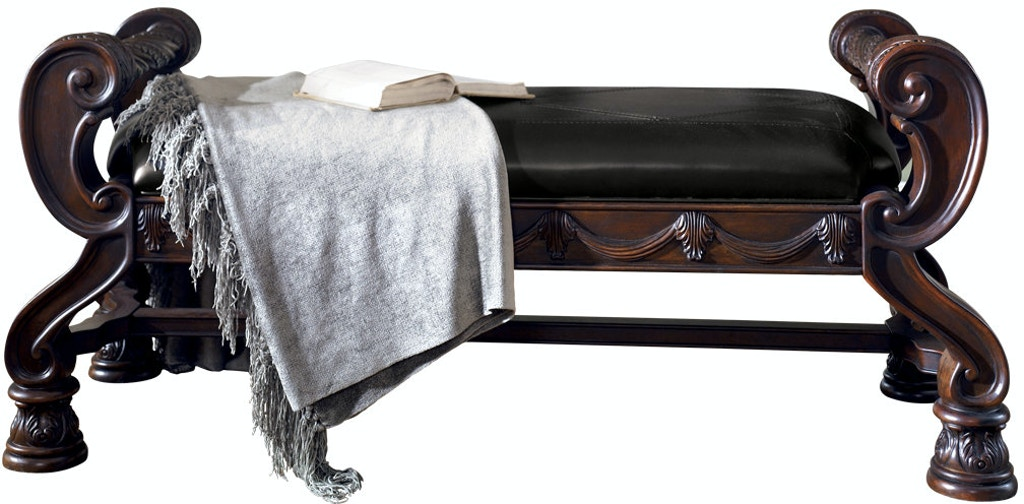 Ashley Large Uph Bedroom Bench B553 09 In Portland Oregon