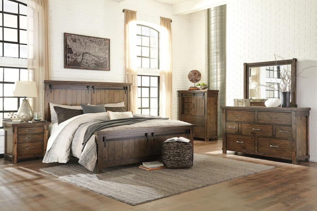 Ashley Lakeleigh 8 Piece California King Bed Set - Portland, OR ...