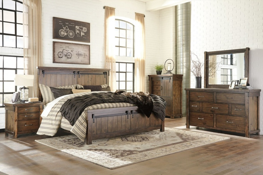 Lakeleigh 6 Piece King Bed Set