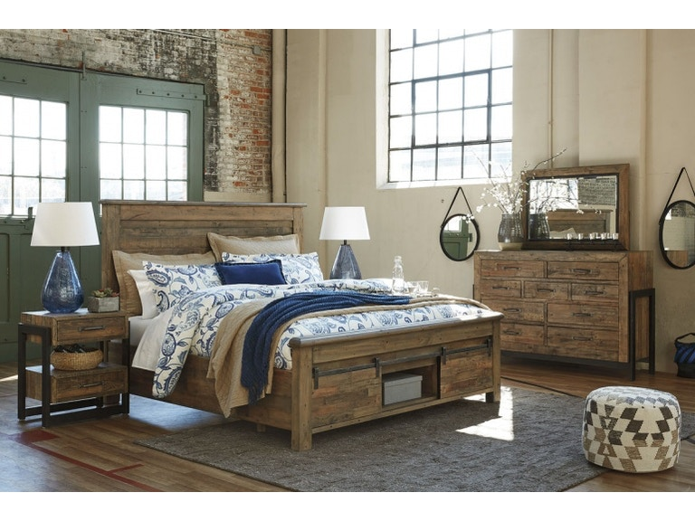 Sommerford 7 Piece California King Bed Set