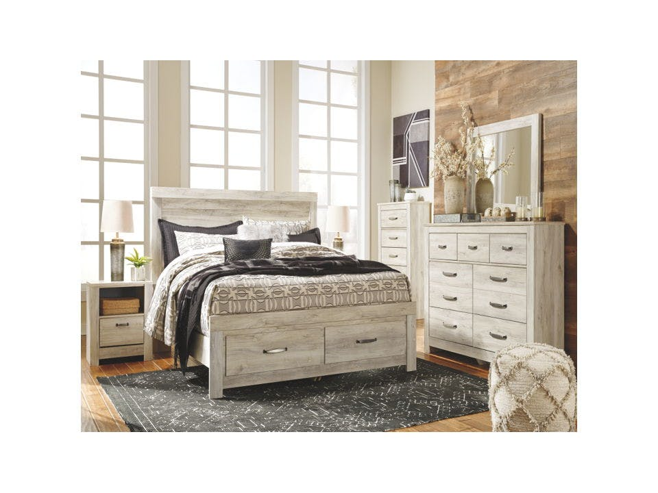 Ashley Bellaby 7 Piece King Bed Set Portland Or Key Home Furnishings
