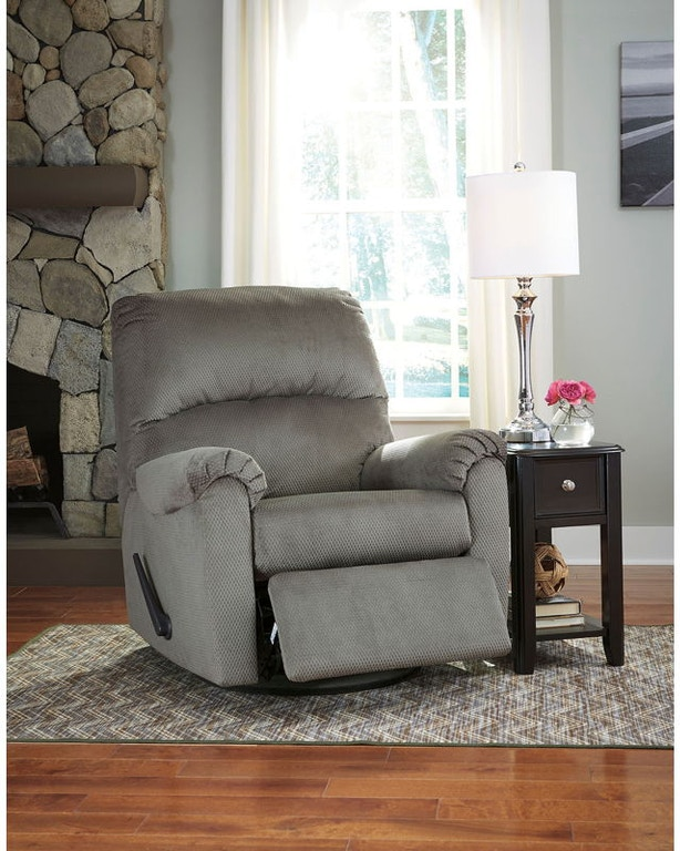 Wondrous Swivel Glider Recliner And Breegin End Table Set Andrewgaddart Wooden Chair Designs For Living Room Andrewgaddartcom
