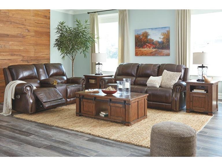 Power Reclining Living Room Set