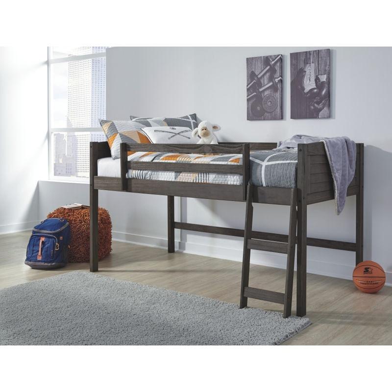 Ashley Caitbrook Twin Loft Bed With Storage B388 62 62B