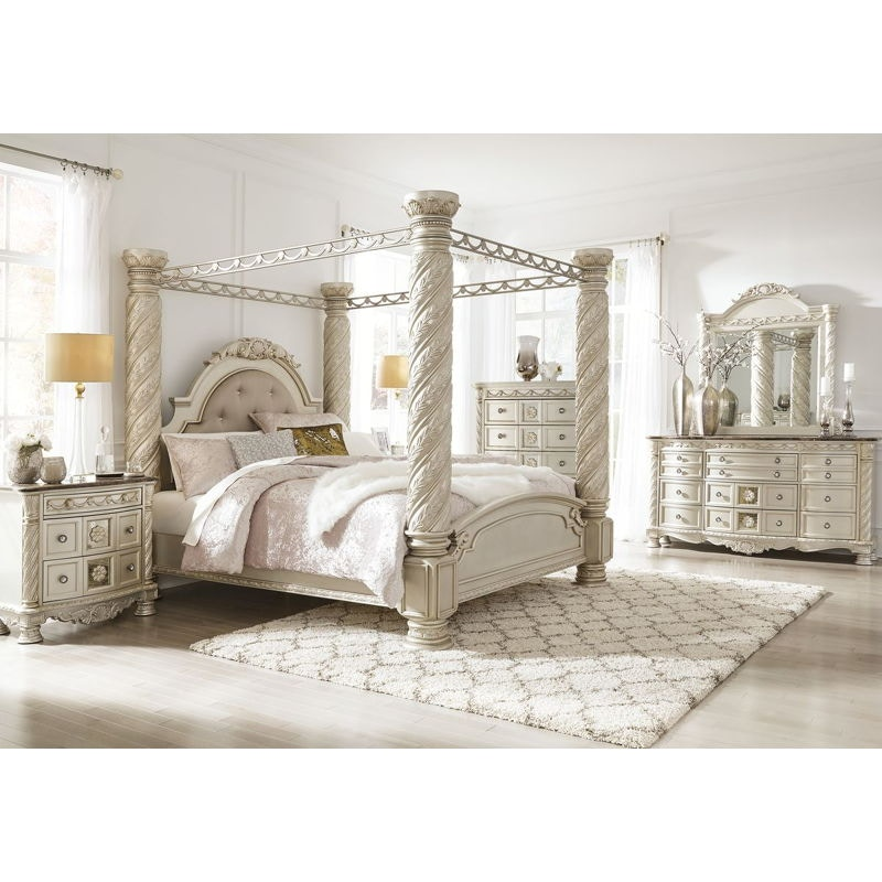 New Upholstered Bedroom Set Decoration Ideas