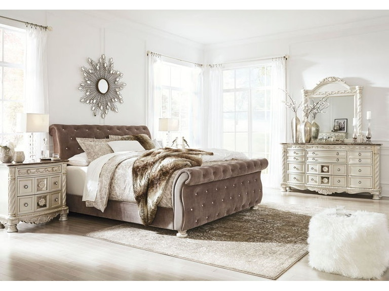Ashley Cassimore 5 Piece King Bed Set - Portland, OR | Key Home ...