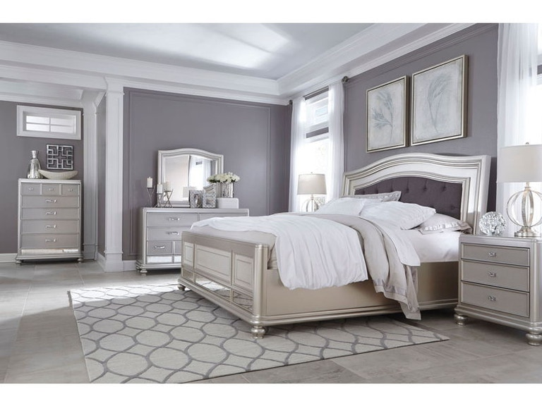 Ashley Coralayne 5 Piece California King Bed Set
