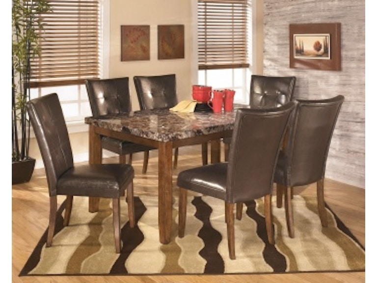 Ashley Lacey 7 Piece Rectangular Dining Set D328 25 01 6