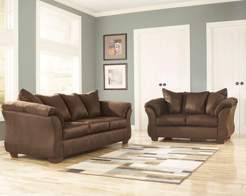 Sofa And Loveseat Set 75004 38 35