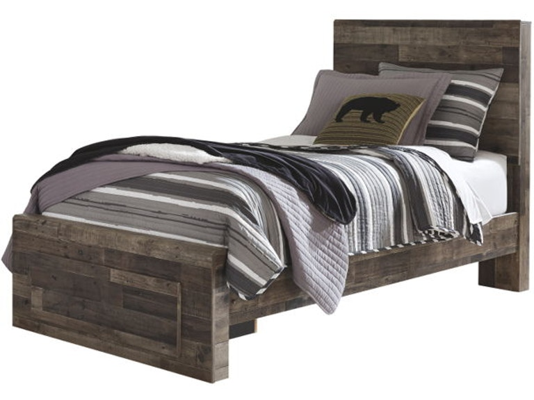 Ashley Derekson Twin Footboard Storage Bed B200 53 52s 89 B100 11