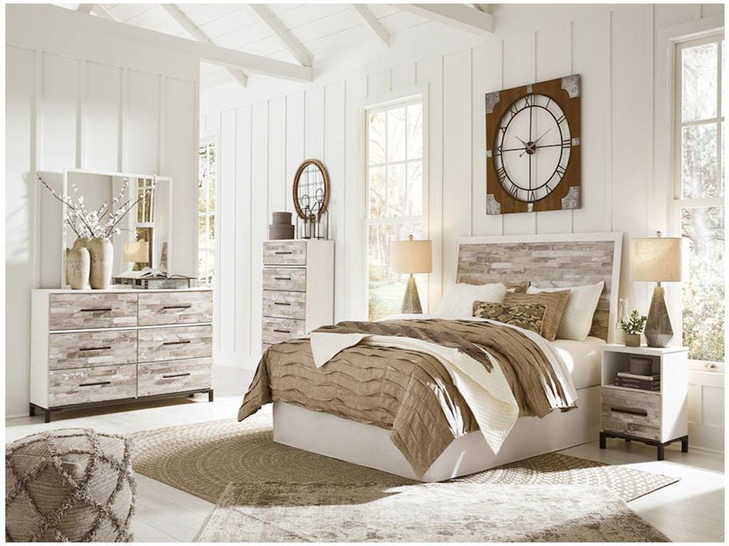 Ashley Evanni 3 Piece Queen Bed Set - Portland, OR   Key Home ...