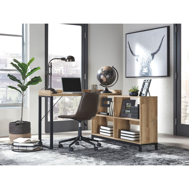 L shaped home office desk Furniture Ikea Ashley Gerdanet Lshaped Home Office Desk With Swivel Chair H32024h20001 Key Home Furnishings Ashley Gerdanet Lshaped Home Office Desk With Swivel Chair H32024