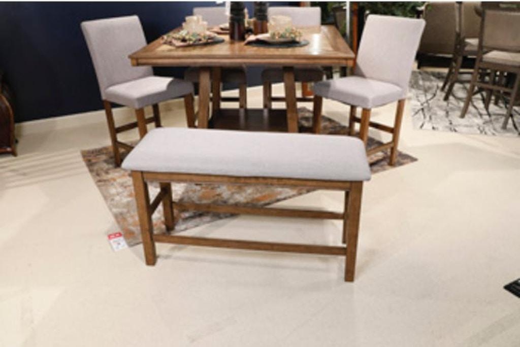 Awe Inspiring Counter Height Dining Room Bench Machost Co Dining Chair Design Ideas Machostcouk