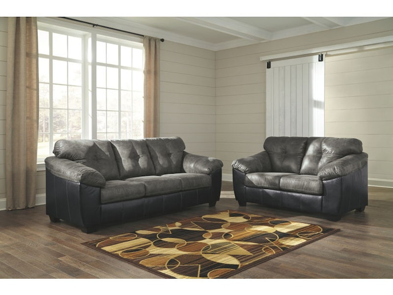 Ashley Gregale Sofa And Loveseat Set 91605 38 35