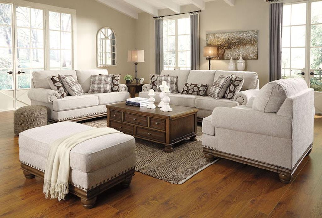 Ashley Harleson Living Room Set 15104-38-35-23-14-T716-20 ...