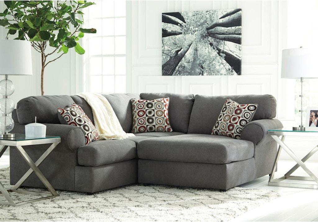 Ashley Jayceon Sectional Portland Or Key Home Furnishings