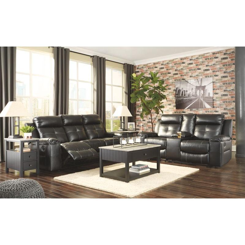 Ashley Kempten Reclining Living Room Set 82105 88 94