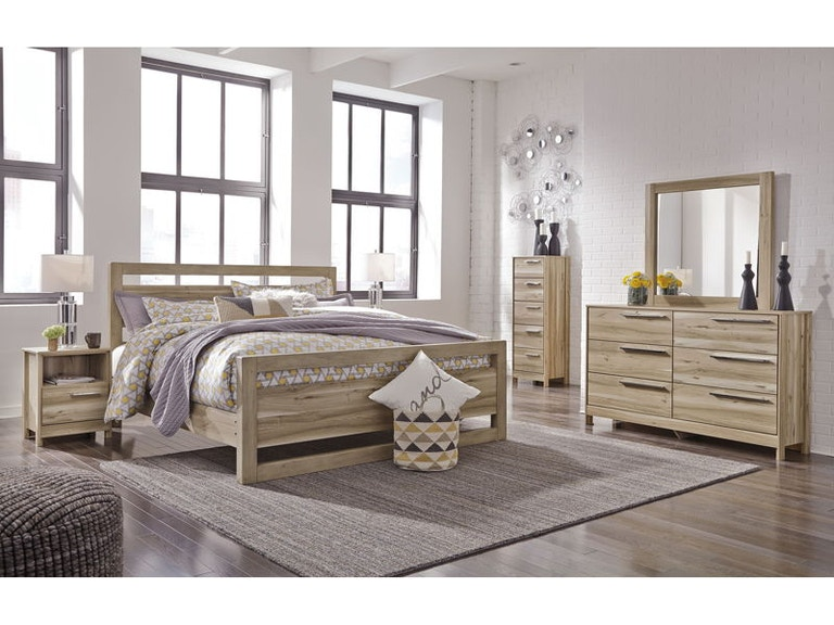 8 Piece Queen Panel Bedroom Set