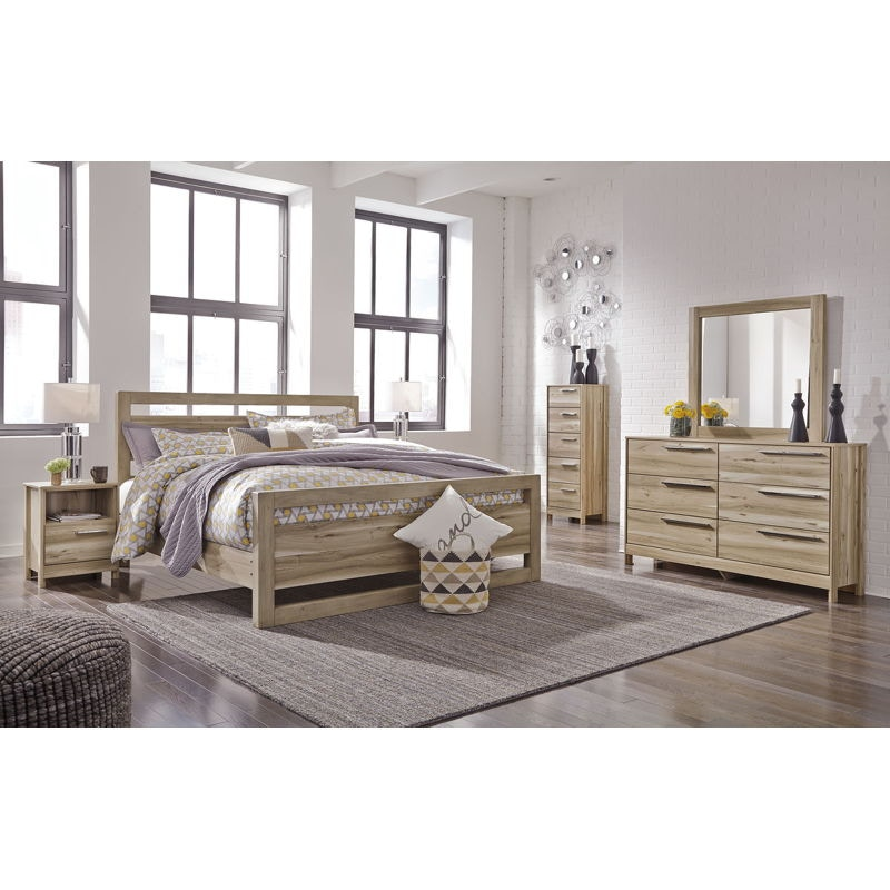 Bon Ashley 8 Piece Queen Panel Bedroom Set B230 31 36 11 81