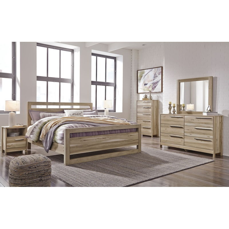 New Ashley Bedroom Set Interior