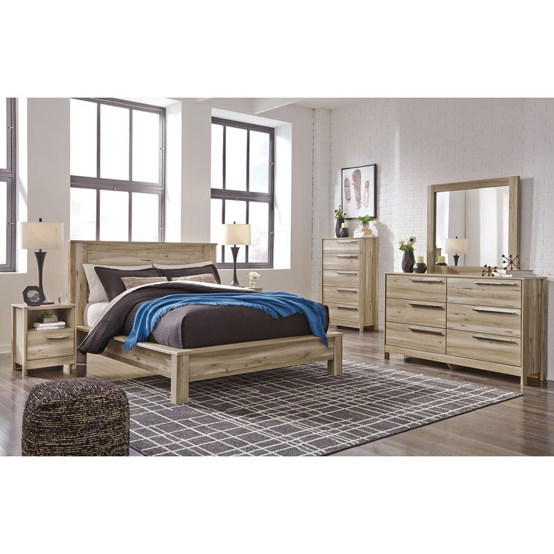 Ashley 6 Piece Queen Platform Bedroom Set B230 31 36 57 54